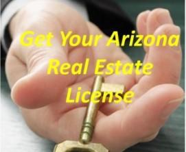 Get Your Arizona Real Estate License