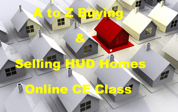 A to Z Buying and Selling HUD Homes