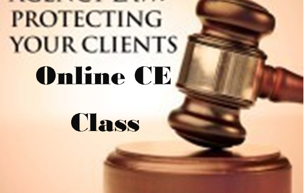 Agency Law: Protecting Your Clients (3 Hours CE)