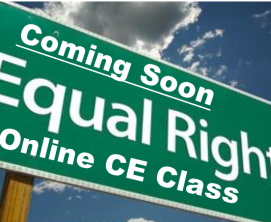 Equal Rights Code (3 Hours CE)