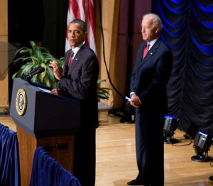 President Barack Obama delivers remarks before signing the Dodd-Frank Wall Street Reform and Consumer Protection Act at the Ronald Reagan Building in Washington, D.C., July 21, 2010. (Official White House Photo by Chuck Kennedy)