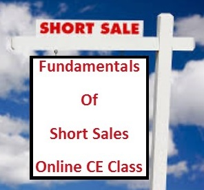 Fundamentals of Short Sales